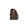 Męskie skórzane półbuty rockport, brązowy, 824-6036 - 17