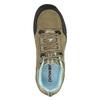 Damskie skórzane buty w stylu Outdoor power, beżowy, 503-3829 - 19