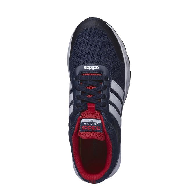 Dziecięce buty sportowe adidas, niebieski, 409-9197 - 19