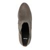 Botki na obcasie bata, szary, 791-2602 - 19