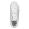 Białe trampki za kostkę power, biały, 501-1400 - 19