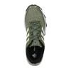 Trampki męskie do biegania adidas, zielony, 809-7190 - 19