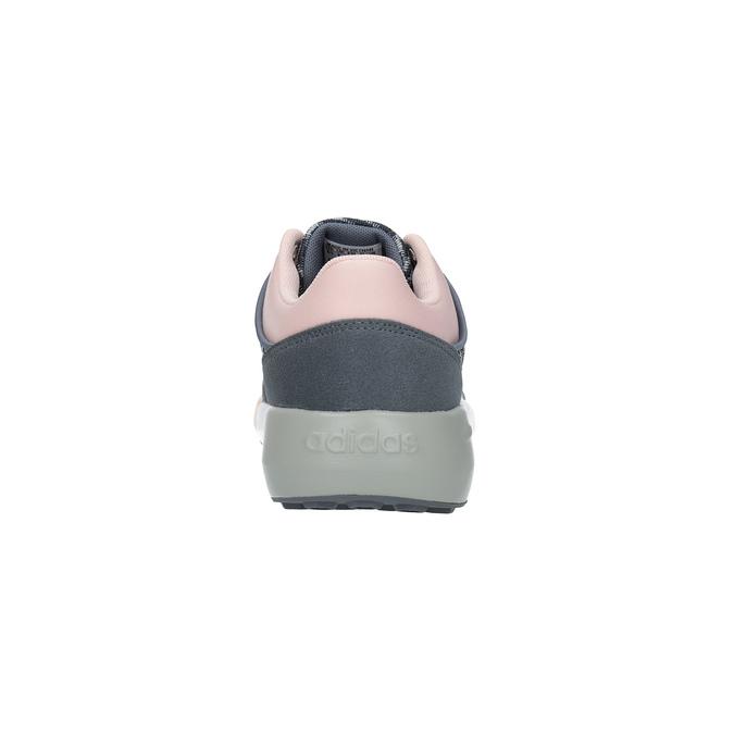 Damskie buty sportowe adidas, szary, 509-2822 - 17