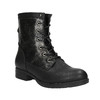 Damskie botki bata, czarny, 591-6609 - 13