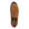 Zamszowe półbuty męskie rockport, brązowy, 823-3006 - 19