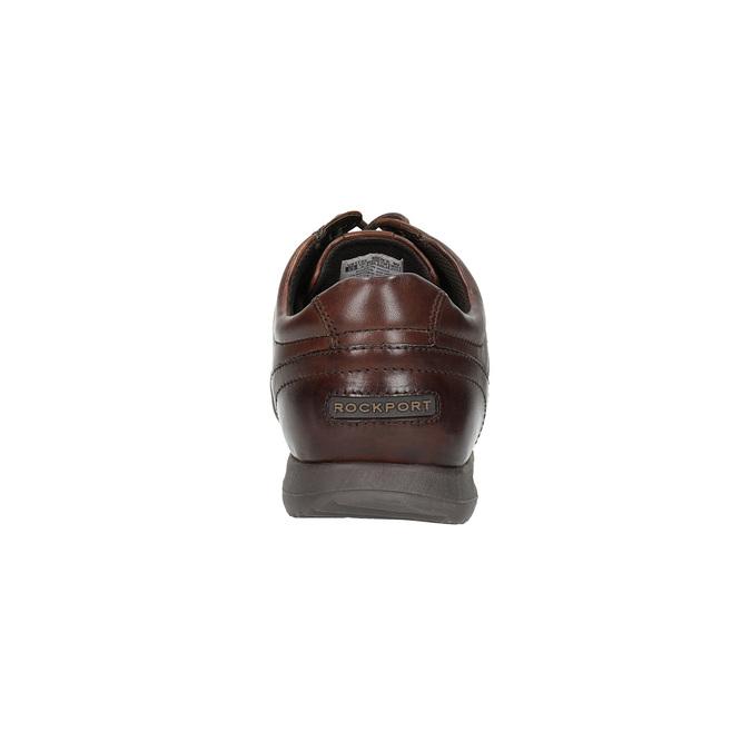 Nieformalne półbuty ze skóry rockport, brązowy, 824-4038 - 17