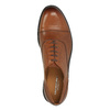 Półbuty męskie ze skóry vagabond, brązowy, 824-3003 - 19