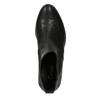 Damskie buty Chelsea ze zdobieniami gabor, czarny, 614-6110 - 19
