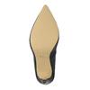 Czółenka na szpilce bata, czarny, 721-6601 - 26