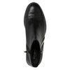 Damskie botki vagabond, czarny, 514-6001 - 19
