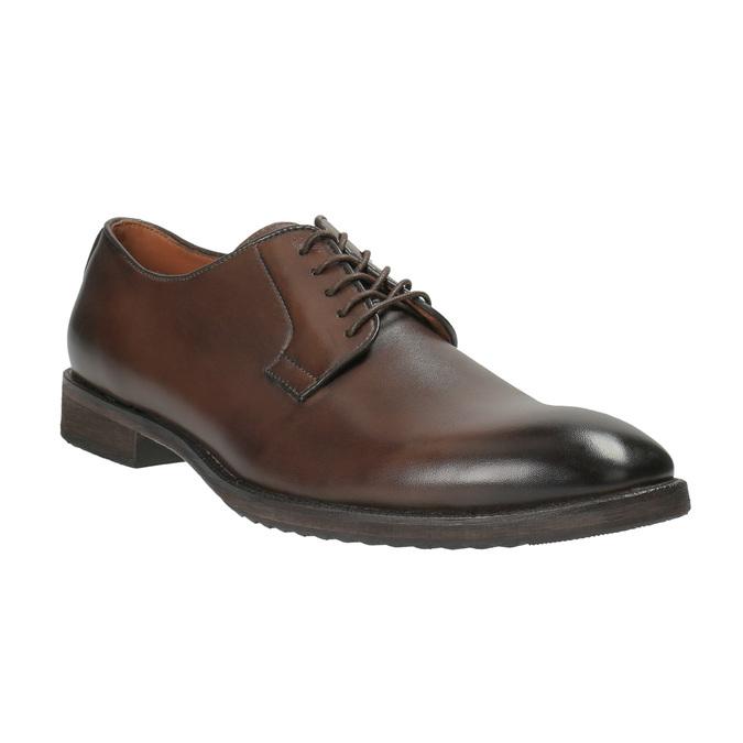 Półbuty w stylu Derby bata, brązowy, 824-4659 - 13