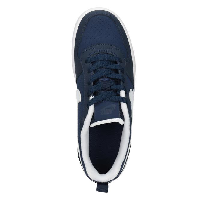 Dziecięce buty sportowe marki Nike nike, niebieski, 401-9343 - 19
