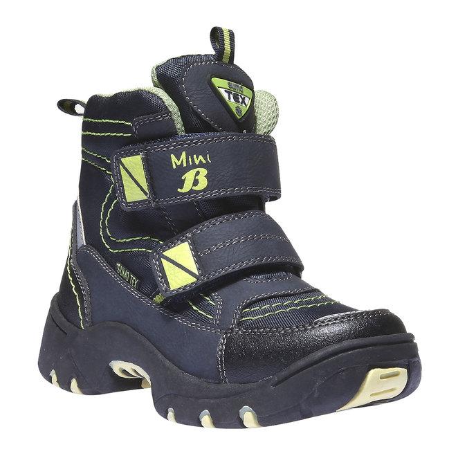 Buty dziecięce mini-b, niebieski, 299-9144 - 13