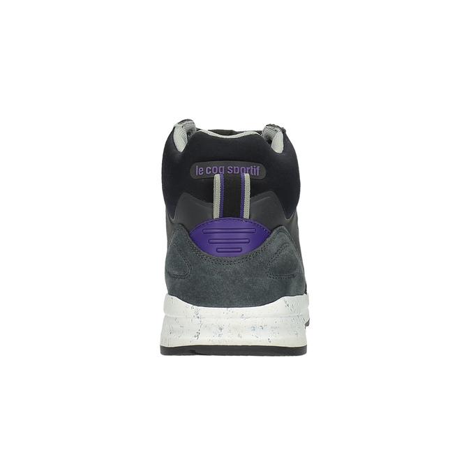 Męskie buty sportowe do kostki le-coq-sportif, czarny, 809-6601 - 17