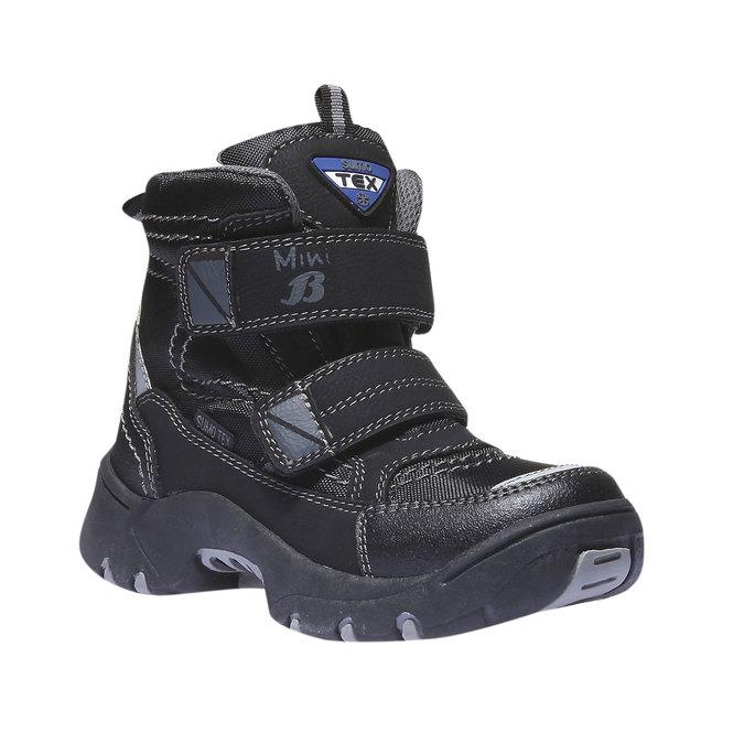 Buty dziecięce mini-b, czarny, 499-6109 - 13