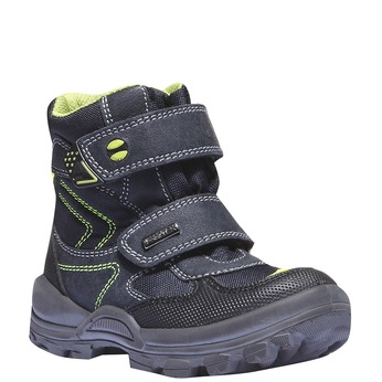 Chłopięce buty zimowe mini-b, szary, 399-9100 - 13