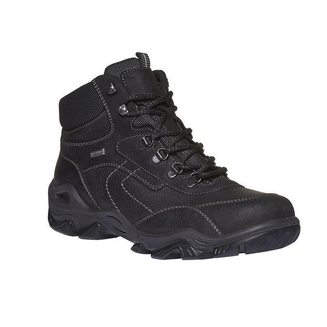 Zimowe outdoorowe buty do kostki bata, czarny, 894-6123 - 13