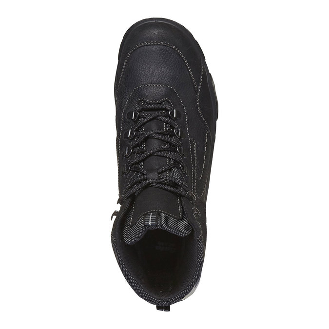 Zimowe outdoorowe buty do kostki bata, czarny, 894-6123 - 19