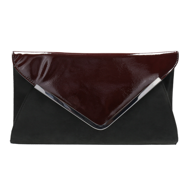 Damska elegancka kopertówka bata, czerwony, 961-5221 - 26