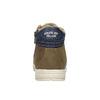 Trampki dziecięce zfuterkiem mini-b, brązowy, 491-4600 - 17