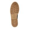 Zimowe skórzane buty damskie weinbrenner, brązowy, 594-4491 - 26