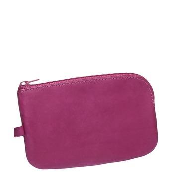 Skórzany portfel bata, czerwony, 944-5161 - 13