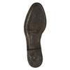 Damskie skórzane kozaki bata, brązowy, 596-4608 - 26
