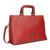 Czerwona torba damska bata, czerwony, 961-5627 - 13