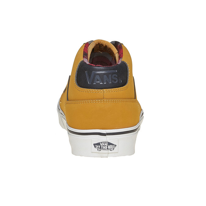 Męskie trampki marki Vans vans, żółty, 801-8306 - 17