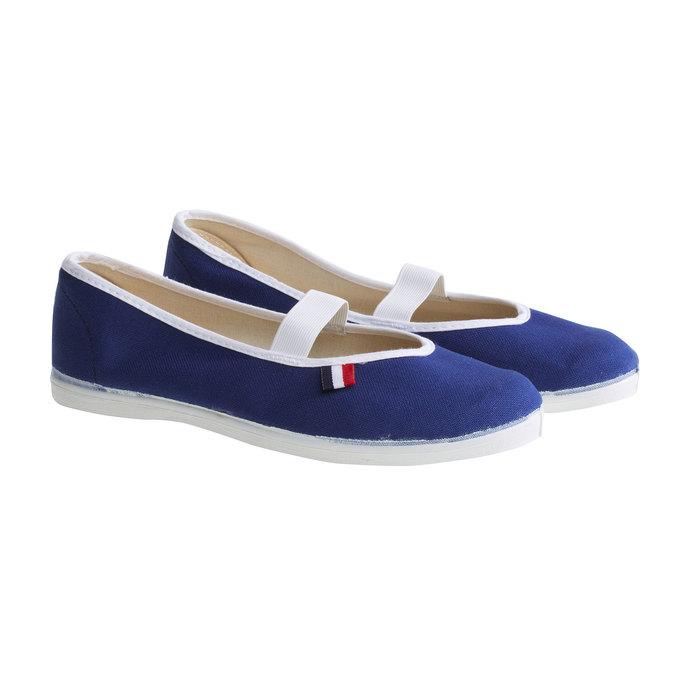 Tenisówki dziecięce bata, niebieski, 479-9100 - 26