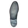 Niebieskie skórzane półbuty conhpol, niebieski, 824-9733 - 26