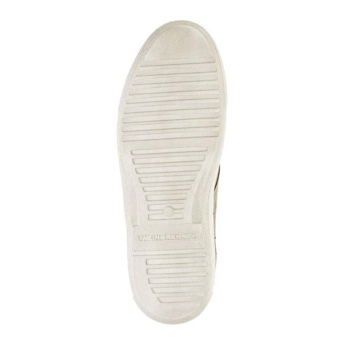 Męskie skórzane buty weinbrenner, brązowy, 843-2661 - 26