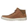 Trampki męskie za kostkę bata, brązowy, 826-3650 - 26