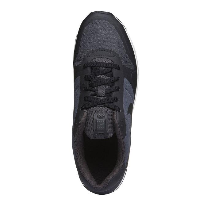 Męskie buty w sportowym stylu nike, czarny, 809-6328 - 19