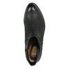 Botki damskie bata, czarny, 696-6605 - 19