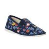 Domowe buty dziecięce bata, niebieski, 279-9104 - 13