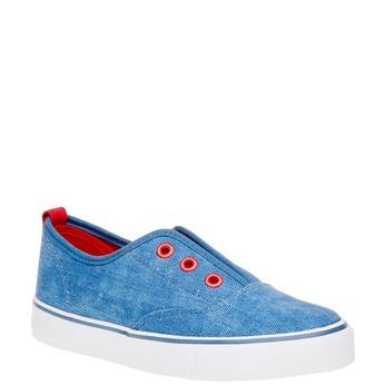 Dziecięce buty Plim Soll mini-b, niebieski, 319-9150 - 13