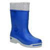 Niebieskie kalosze dziecięce mini-b, niebieski, 292-9200 - 13