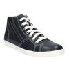 Skórzane buty sportowe do kostki weinbrenner, niebieski, 524-9310 - 13