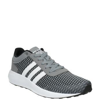 Trampki męskie adidas, szary, 809-2822 - 13