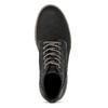 Skórzane zimowe buty męskie weinbrenner, czarny, 896-6107 - 17