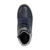 Chłopięce trampki do kostki mini-b, niebieski, 391-9600 - 19