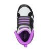 Dziecięce buty sportowe do kostki adidas, fioletowy, 101-2231 - 19
