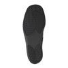 Ocieplane botki ze skóry bata, czarny, 594-6634 - 26