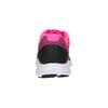 Dziewczęce buty sportowe marki Nike nike, czarny, 409-6322 - 17