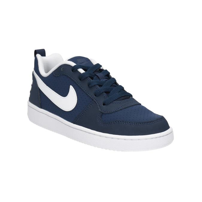 Dziecięce buty sportowe marki Nike nike, niebieski, 401-9343 - 13