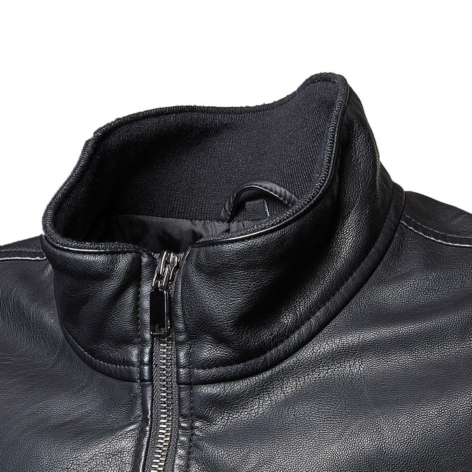 Kurtka męska bata, czarny, 971-6175 - 16