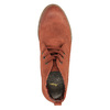Botki damskie zkolorową wyściółką bata, pomarańczowy, 599-5605 - 19