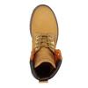 Skórzane buty damskie weinbrenner, brązowy, 596-8629 - 19