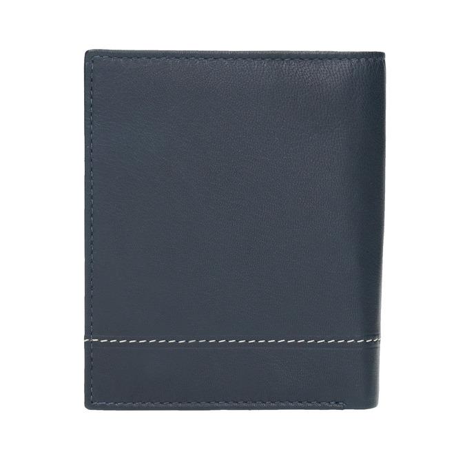 Skórzany portfel męski bata, niebieski, 944-9174 - 19